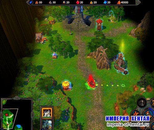 heroes of might and magic 5 трон короля: