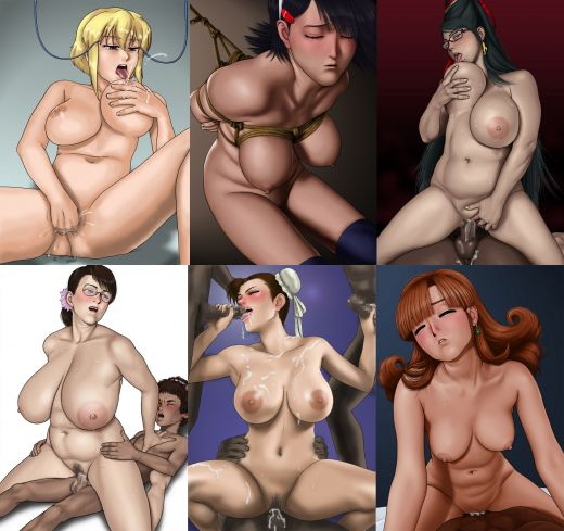 [Karma Laboratory] CG Collection (29 in 1)