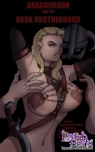 [markydaysaid] Dragonborn and the Dark Brotherhood (The Elder Scrolls)