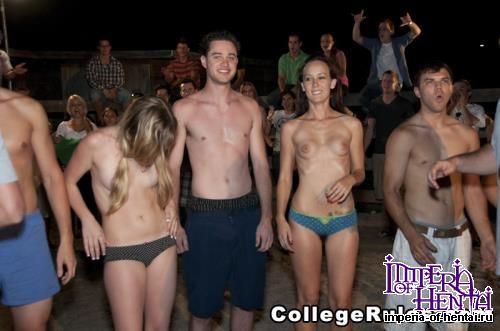 [CollegeRules.com] Amateurs Girls - YEEE HAW!! [HD/720p]