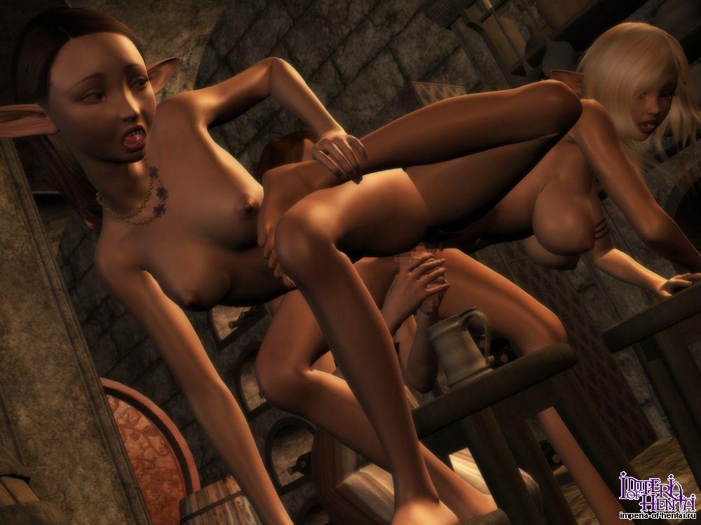 Sexual fantasy kingdom 4