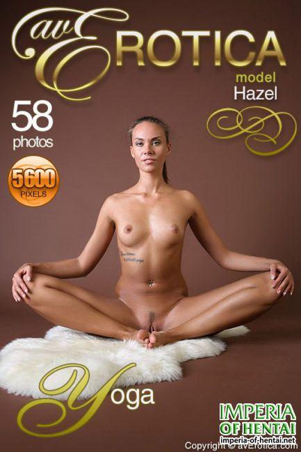 avErotica – Hazel – Yoga