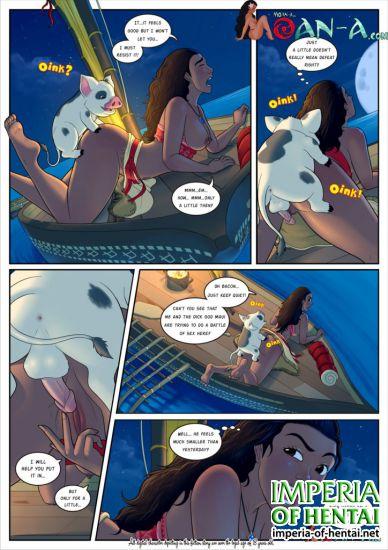 [Chesare] Moan-a Moan Island 1-3