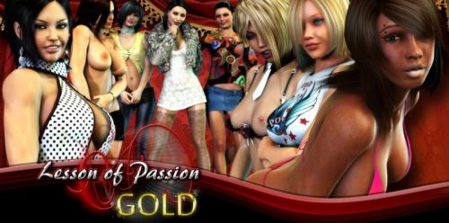 Sexandglory & Lesson of Passion Games Collection