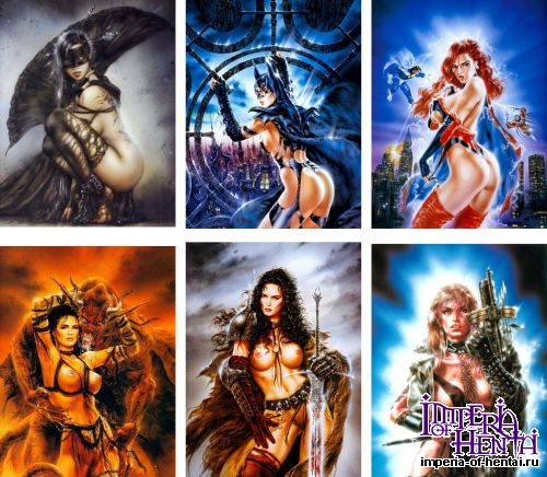 Luis Royo Collection