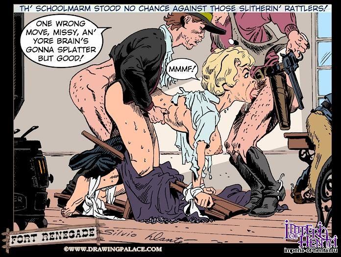 hentai bondage comic