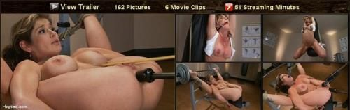 Felony - Part 1 - Felony Live Show - Most Flexible MILF (2012/HogTied.com/Kink.com/HD)