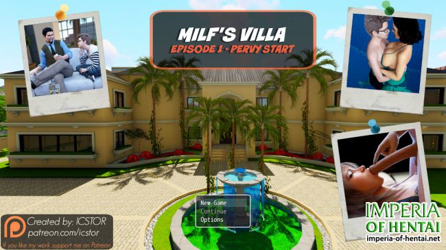 Milfs Villa - Episode Vol.1