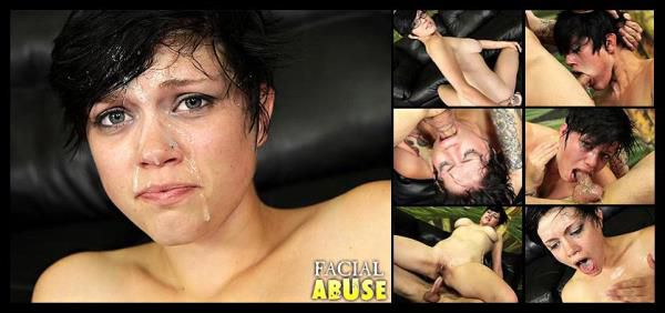 Veronica Wild - Facial Abuse (2013/FacialAbuse.com/FaceFucking.com/HD)