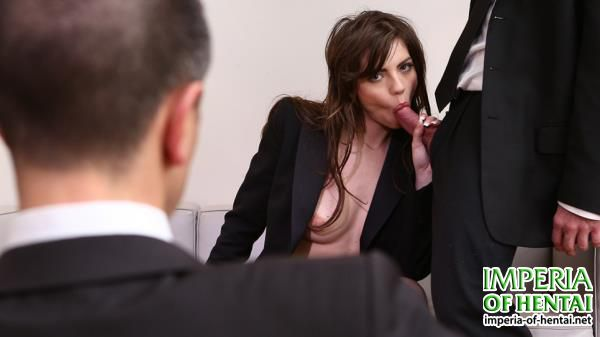 Manon Martin - Punished fucked in front of her husband (2015/DorcelClub.com/FullHD)