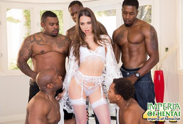 Riley Reid - Riley Reid Gangbang Part 2 (2018/FullHD)