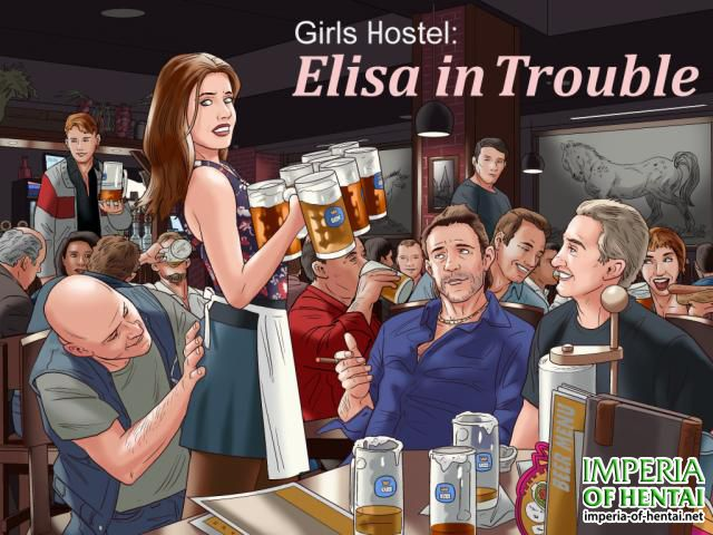 [Sex Game] Girls Hostel: Elisa in Trouble