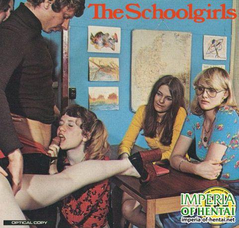 Master Film No.1701 - The Schoolgirls
