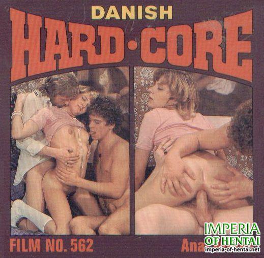 Danish Hardcore Film No.562 – Anal Mates