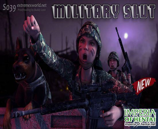 [ExtremeXWorld] Military Slut