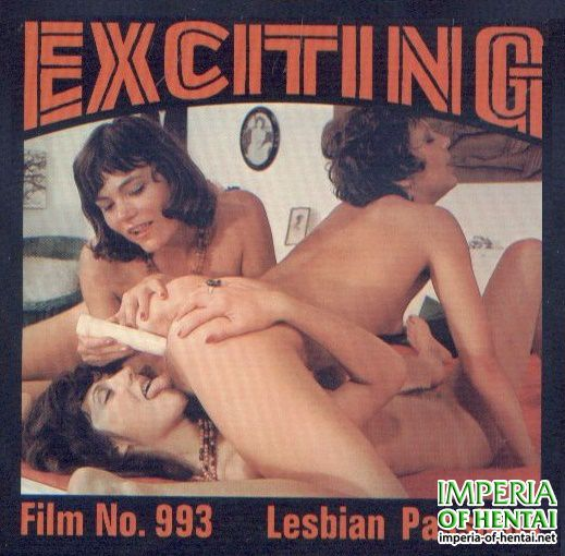 Exciting Film No.993 – Lesbian Passions